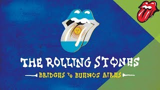 The Rolling Stones - Bridges To Buenos Aires (Trailer)