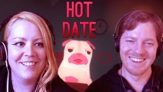 HOT DATE - Awkward Pug Speed-Dating Game