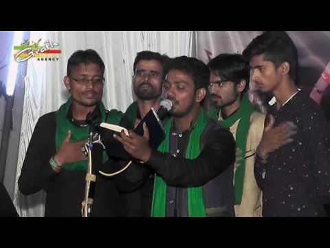 Anjuman Sipah-e-Husaini Bhanauli Sadat | Juloos-e-Beeswan 1438-2016 | Anjuman Panjetani Turab Khani