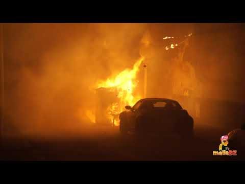 Pyromane schlägt wieder zu