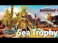 SKYLANDERS SUPERCHARGERS - Sea Racing Pack - Golden Queen Trophy Gameplay [HD] Deutsch   EGOWHITY