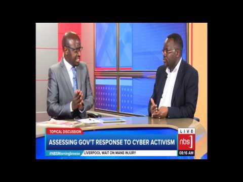 Assessing Government Response to Cyber Activism (Julius Galisonga, Venansius Baryamureeba)