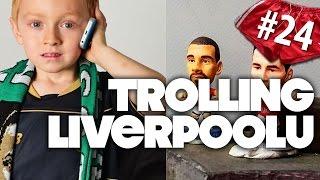 NAJWIERNIEJSZY fan Celticu i TROLLING na stadionie Liverpoolu | Szorty #24