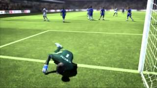FIFA 14 Official Gameplay Trailer On Ps Vita