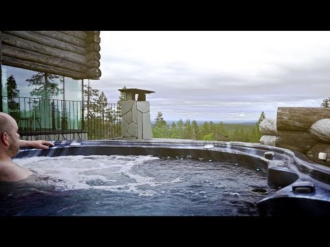 Luxury Accommodation in Levi, Finland