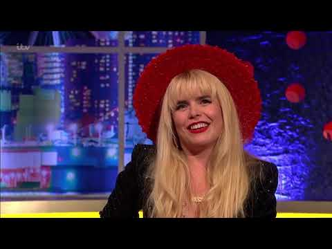 Paloma Faith Interview Jonathan Ross Show 2017