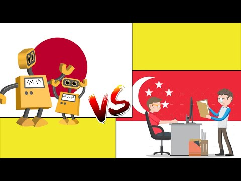 Japan Vs Singapore: Two Different Strategies For Dealing With Population Decline