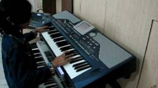 Main Agar Kahoon on SAXOPHONE Om Shanti Om - Twin Keyboards