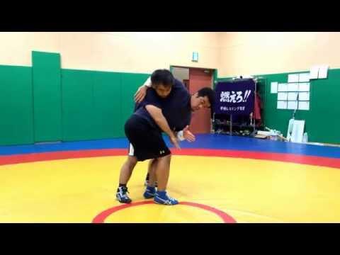 首投げ Wrestling : Neck Throw
