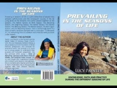 Prevailing in the Seasons of Life Book Trailer