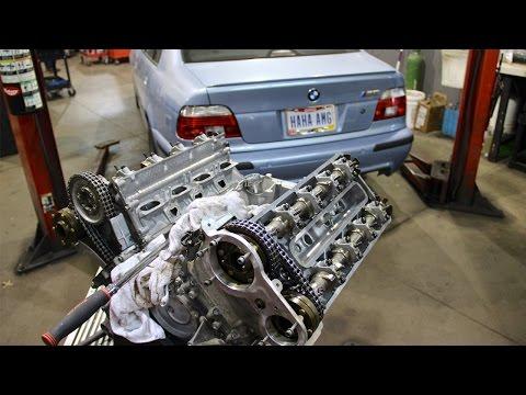 Ryan's E39 M5 - Rebuild Project - Part II
