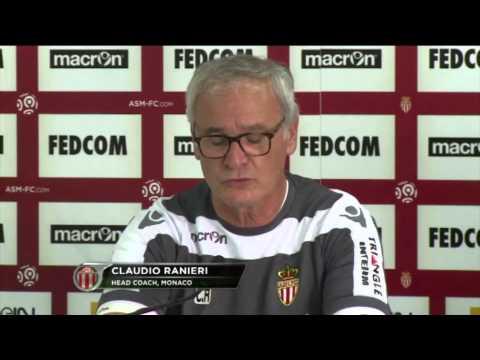 """AS Monaco wird gejagt! Claudio Ranieri: """"Haben von Paris Saint-Germain gelernt"""""""