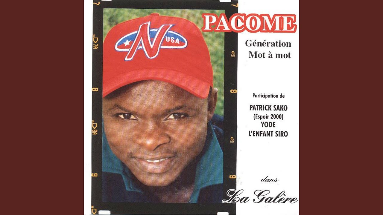 pacome galere