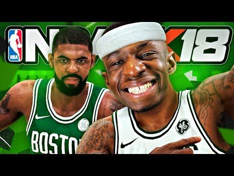 "#1 ""I'M IN THE GAME?!"" TBJZLPlays NBA 2K18 MyCareer"