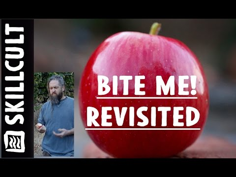 BITE ME! Again!, Revisiting My First Seedling Apple and Others, Vanilla Pippin, Suntan...