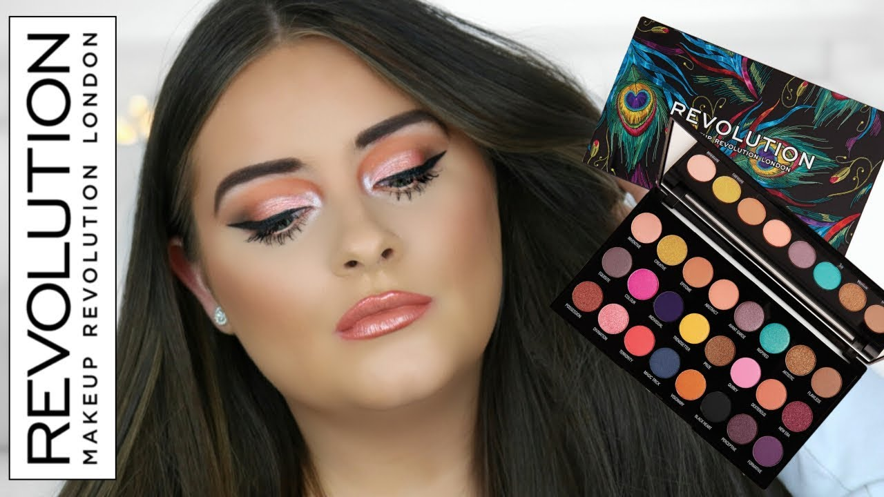 Revolution Creative Vol 1 Eyeshadow Palette With Images