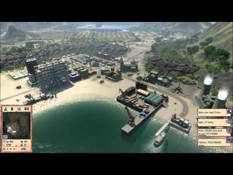 Tropico 4 Campaign Part 21: Tropican News |