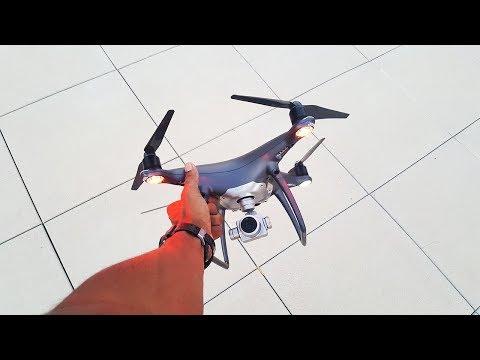Flying with the DJI Phantom 4 PRO Obsidian