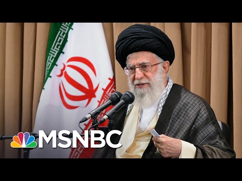 Iran Vows More Missile Tests Despite 'Notice' | MSNBC
