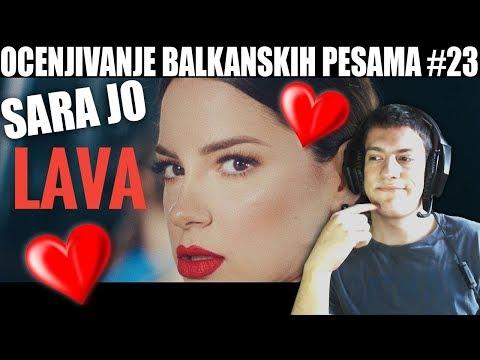 OCENJIVANJE BALKANSKIH PESAMA - Sara Jo - Lava