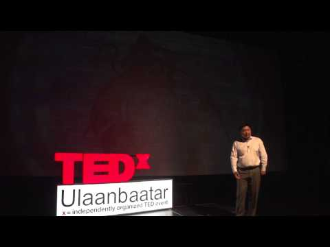 RE-INVENTING DEMOCRACY: Bat-Orgil Turbold at TEDxUlaanbaatar 2013