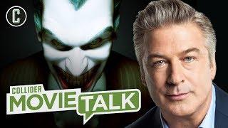 Alec Baldwin Drops Out of Joker Movie - Movie Talk