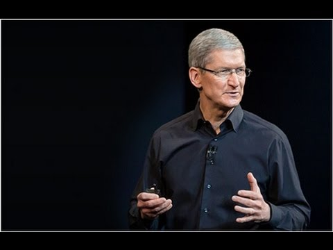 Apple Special Event. October 22, 2013.