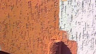 Покраска фасада фасадлюксом Polifarb(, 2011-09-25T11:52:42.000Z)