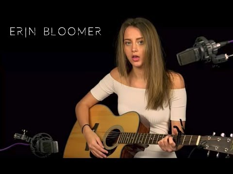 Mercy   Erin Bloomer   Shawn Mendes cover