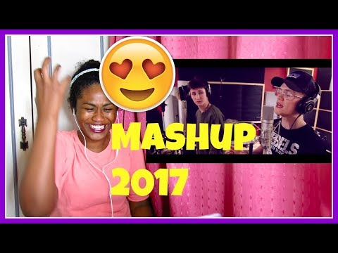 Bars and Melody feat  Nemo Schiffman – Mashup 2017|Reaction