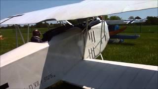 Balsa USA Fokker DVII Gring