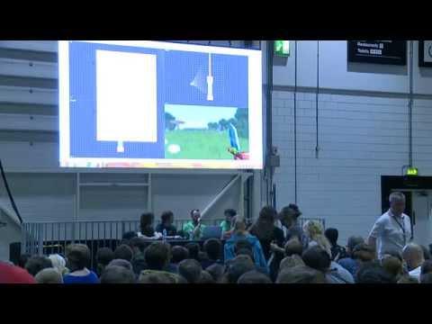 MINECON 2015 Hypixel - 3D Weapon workshop