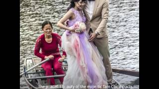 "Vietnam Airlines - Ngo Dong River in harvest season – the ""soul"" of Tam Coc"