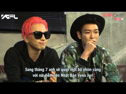 [VIETSUB] BIGBANG NAVER LIVE COUNTDOWN ~P.1~