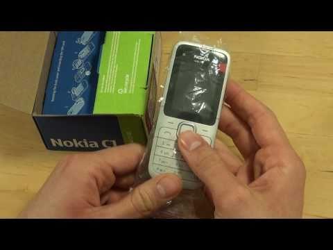 Nokia C1-01 Test Erster Eindruck