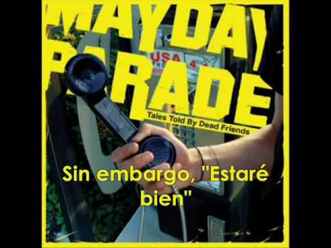 Mayday Parade -The Last Something That Meant(español)