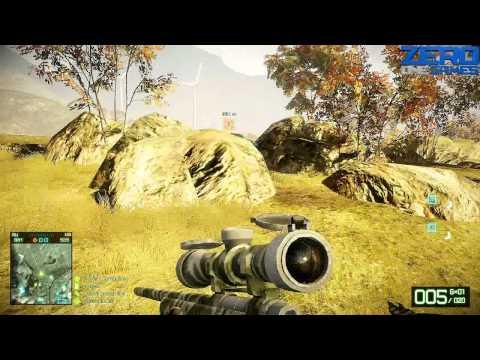 Battlefield Bad Company 2 - Aprendendo a Jogar com LeHeroh