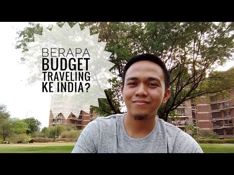 Berapa Budget Traveling ke India? 🇮🇳🇮🇩