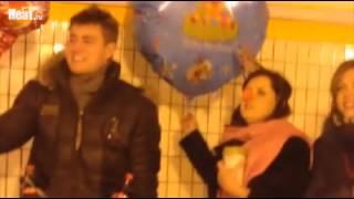 Воробьев отметил юбилей со звездами  Деффчонок