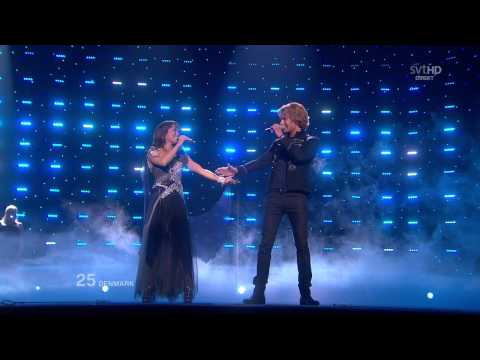 HD HDTV DENMARK ESC Eurovision Song Contest 2010 Final LIVE Chanee N'Evergreen In A Moment Like This