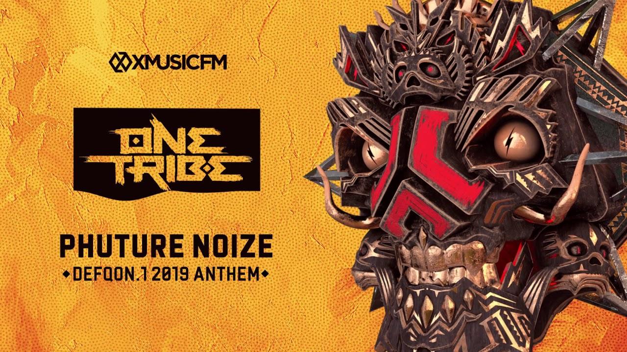 Phuture Noize - One Tribe (DEFQON 1 2019 Anthem)