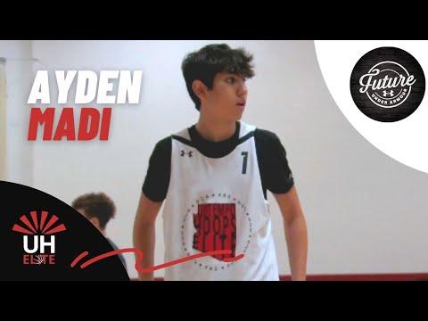 Ayden Madi 8th UA Future Highlights - UH Elite