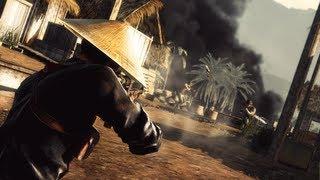 Battlefield: Bad Company 2 Vietnam - Gameplay