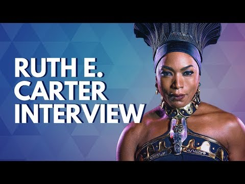 Black Panther Costume Designer Ruth E Carter On What Oscar Win Means To Her Youtube