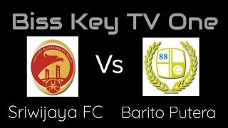 Video Gol Pertandingan Sriwijaya FC vs Barito Putera