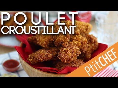 recette-de-poulet-croustillant-comme-au-kfc---ptitchef.com