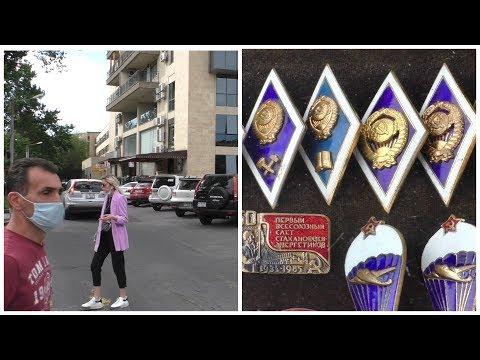 Yerevan, 27.05.20, We, Bangladeshic, Vernisazh, Or 70, Video-2.