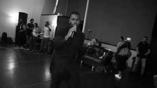 Jason Derulo - Rehearsing for the 2015 iHeart Awards!