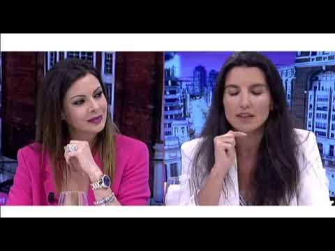 Rocío Monasterio en defensa de la mujer.