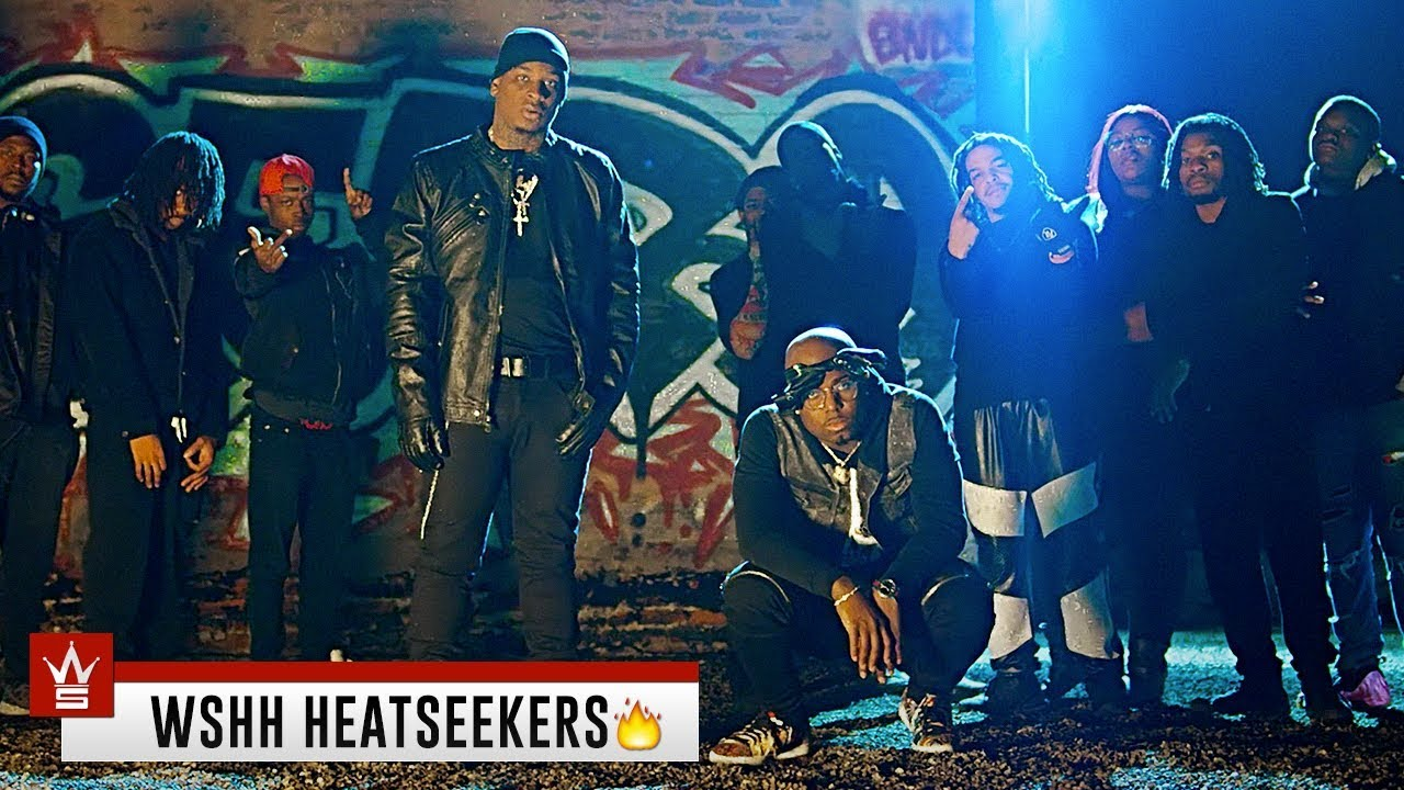 Lil Ronny Motha F Feat. T-Wayne - F**k It Up [WSHH Heatseekers Submitted]